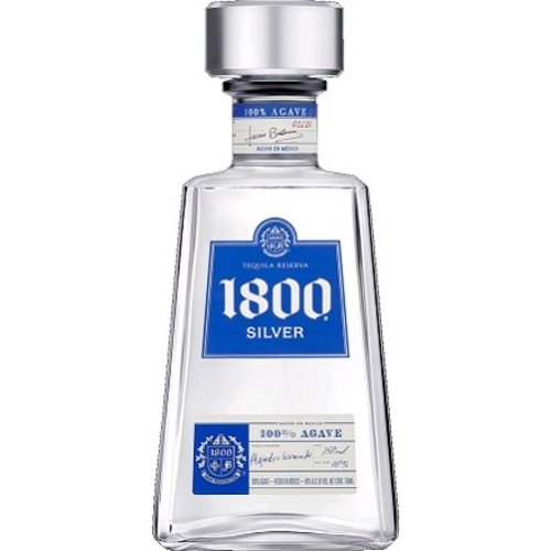 1800 Tequila Silver, Jalisco, Mexico (375ml)