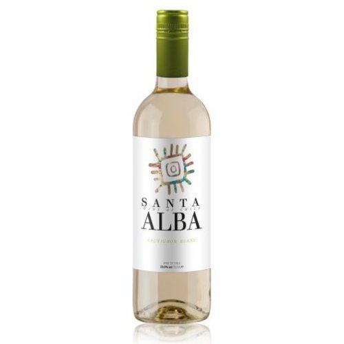 Santa Alba Sauvignon Blanc 2019, Central Valley, Chile (750ml)