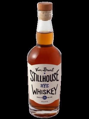 Van Brunt Stillhouse Empire Rye Whiskey, Brooklyn, New York (375ml)