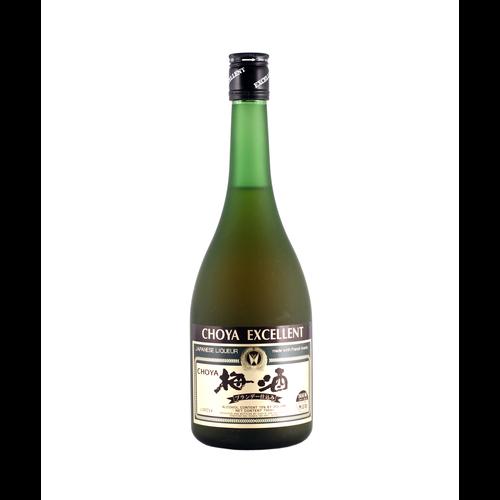 Choya Excellent Plum Liqueur and French Brandy, Japan
