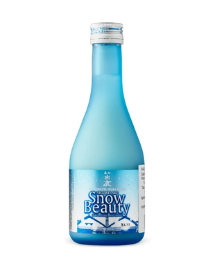 Hakushika Snow Beauty Junmai Nigori Sake, Kinki, Japan (300ml)