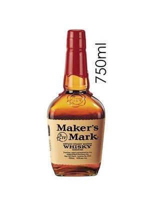 Maker's Mark Bourbon, Kentucky (750ml)