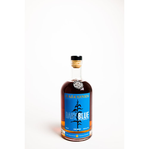 Balcones Corn Whisky 'Baby Blue', Waco, Texas (750ml)