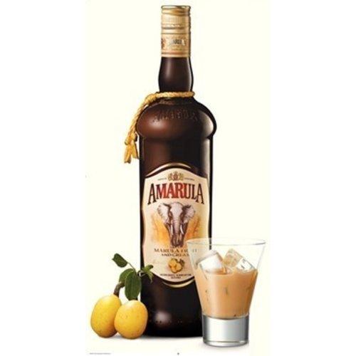 Amarula Marula Fruit and Cream Liqueur, South Africa (750ml)