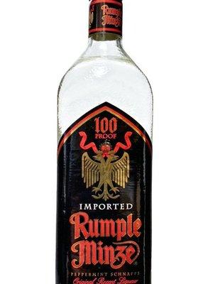Rumple Minze Schnapps 'Peppermint', Norwalk, Connecticut (750ml)