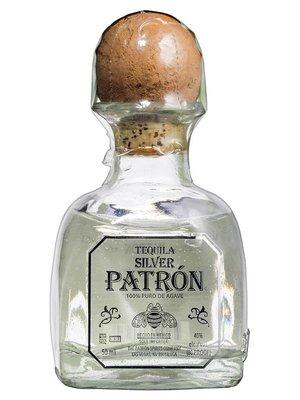 Patron Tequila 'Silver', Mexico (50ml)