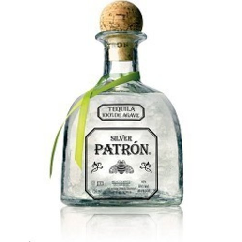 Patron Tequila 'Silver', Mexico (375ml)