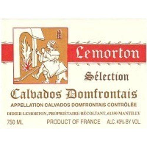 Lemorton Calvados Domfrontais 'Selection', Normandy, France (750ml)