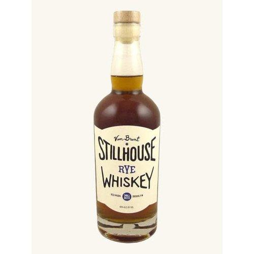 Van Brunt Stillhouse Rye Whiskey, Brooklyn, New York (750ml)