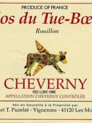 Clos du Tue-Boeuf, Rouillon Cheverny Rouge 'Pinot Noir' 2016 (750ml)