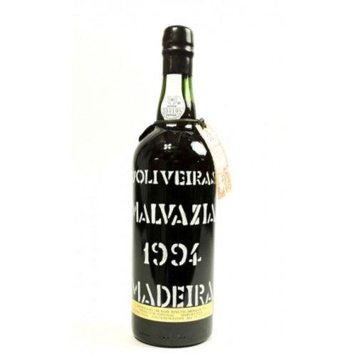 D'Oliveira Malvasia Madeira, Portugal 1994 (750ml)