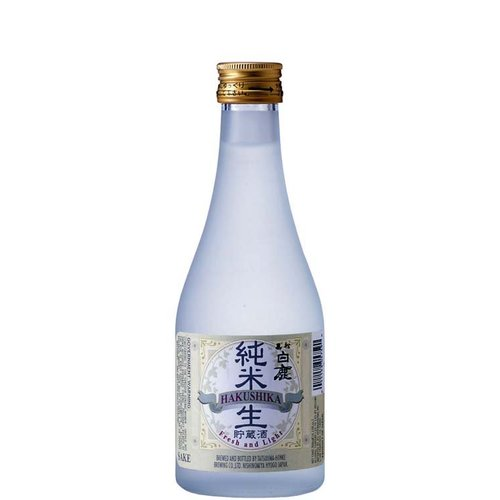 Hakushika Fresh & Lite Draft, Japan, 180ml