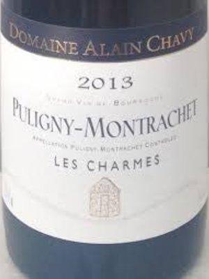 Alain Chavy, Puligny-Montrachet, 1er Cru, Les Charmes, 2014, France