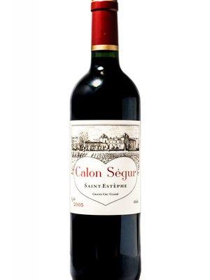Chateau Calon-Segur Calon Segur 2005, Saint-Estephe, Bordeaux France