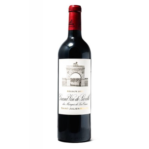 Chateau Leoville-Las Cases Le Petit Lion du Marquis de Las Cases Saint-Julien 2008, Bordeaux France