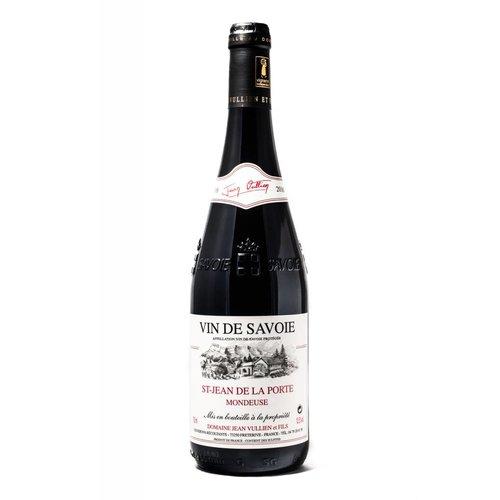 Domaine Jean Vullien, Vin de Savoie Mondeuse St Jean de la Porte, 2016, Savoie, France