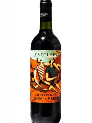 Les Cousins 'L'Inconscient' 2014, Priorat, Spain