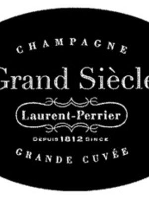 Laurent-Perrier Champagne Brut 'Grand Siecle' NV, Champagne, France