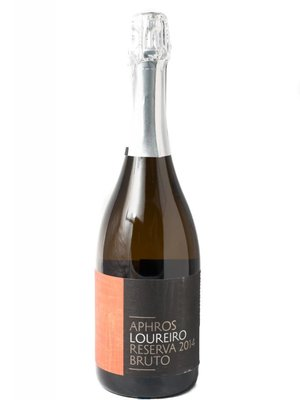Aphros Vinho Verde Loureiro Brut Reserva 2014, Minho, Portugal (750ml)