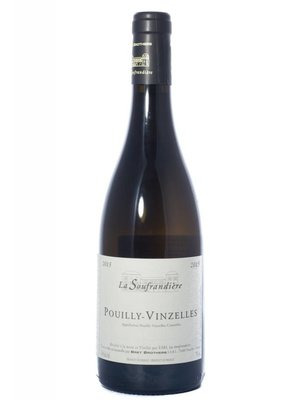 Bret Brothers, La Soufrandiere, Pouilly-Vinzelles 2015, Burgundy France, (750ml)