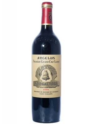 Chateau Angelus Saint-Emilion '1er Grand Cru Classe' 2006, Bordeaux, France