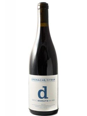 Eric Demuth Wine Grenache/Syrah 2013, Sonoma Coast, California (750ml)