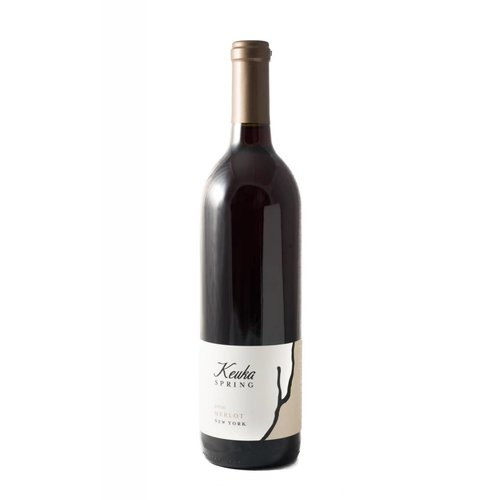 Keuka Spring Vineyards Merlot 2016, Finger Lakes, New York (750ml)