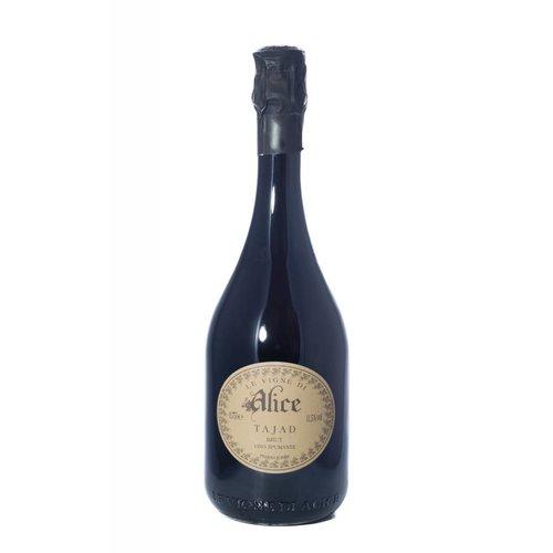 Le Vigne di Alice Brut 'Tajad', Veneto, Italy (750ml)