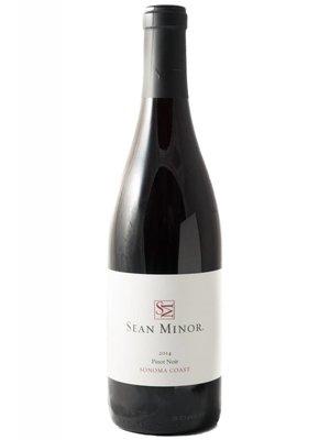 Sean Minor Pinot Noir 2016, Sonoma Coast, California
