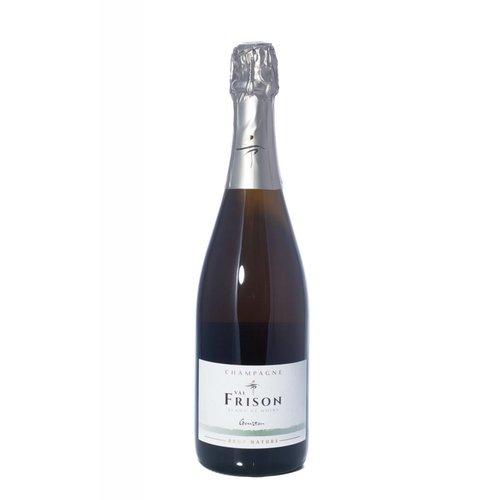 Val Frison Blanc de Noirs Brut Nature 'Goustan' 2013, Champagne, France