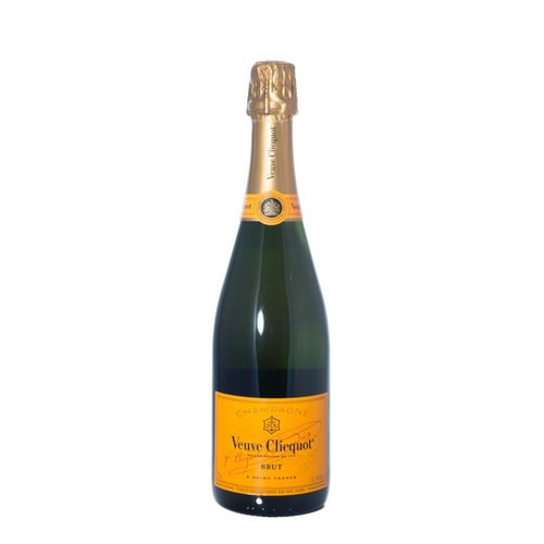 Veuve Clicquot Champagne Brut 'Yellow Label' Gift box NV, Champagne, France