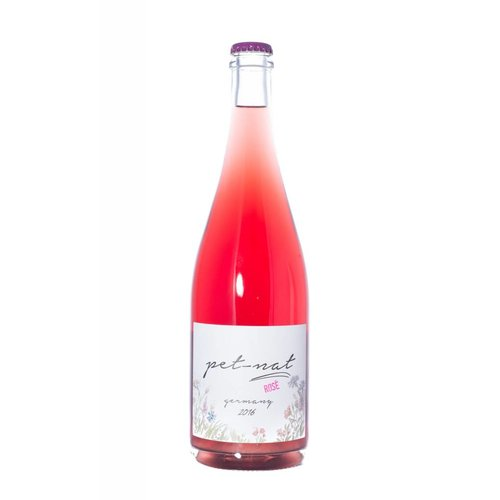 Weingut Brand Rosé Petillant Naturel Pfalz 2016, Germany (750ml)
