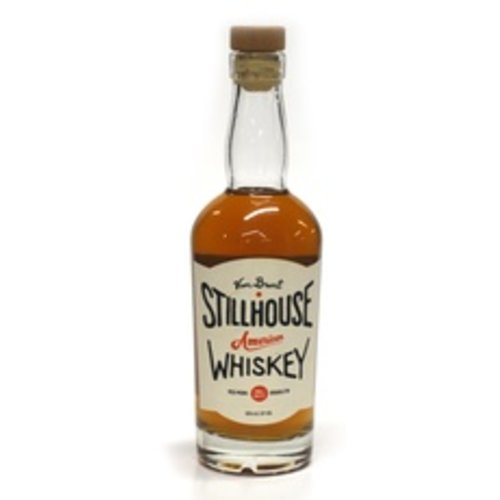 Van Brunt Stillhouse American Whiskey, Brooklyn, New York (375ml)