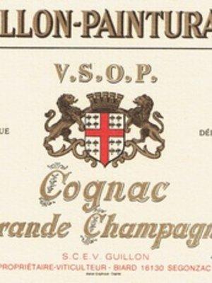 Guillon-Painturaud Cognac Grande Champagne 'VSOP', Cognac, France (750ml)