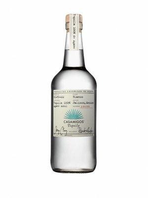 Casamigos Tequila Blanco, Jalisco, Mexico (750ml)