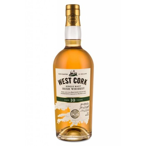 West Cork West Cork 'Single Malt' 8 Year Irish Whiskey, Ireland (750ml)