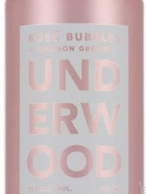 "Underwood Cellars ""Rose Bubbles"", Oregon (375ml can)"
