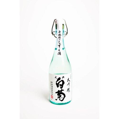 Taiten Shiragiku DaiGinjo Sake, Japan, 720ml