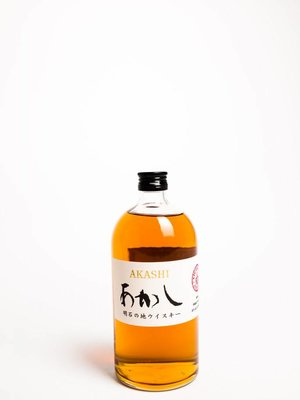 Eigashima Shuzo Akashi Blended Japanese Whisky, Hyogo, Japan (750ml)