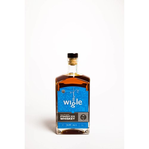 Wigle Organic Straight Rye Whiskey, Pennsylvania (750ml)