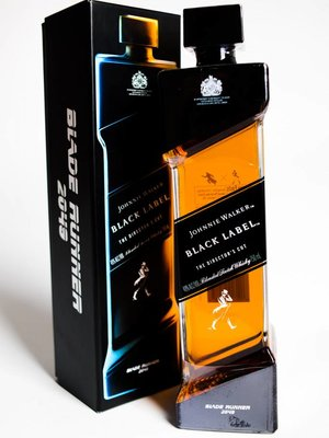 "Johnnie Walker Black ""Blade Runner Edition"""