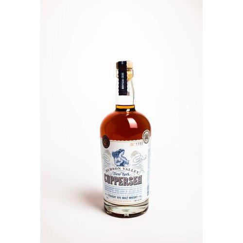 Coppersea Straight Rye Malt Whisky (New York)[750]