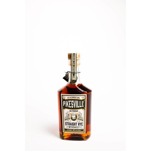 Pikesville Straight Rye Whiskey 110°, Bardstown, Kentucky (750ml)