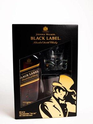 Johnnie Walker Blended Scotch Whisky 'Black Label Reserve', Scotland (750ml) Gift Set