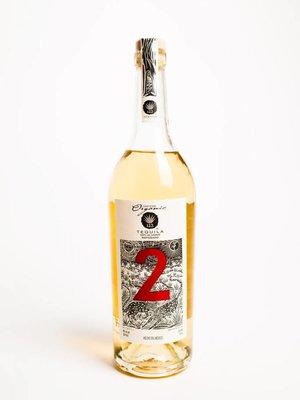 """123 Tequila """"Dos"""" Reposado, Mexico"""