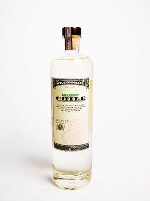 St George Vodka 'Green Chile', California (750ml)