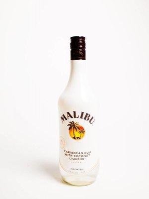 Malibu Rum with Coconut Liqueur, Canada (1000ml)