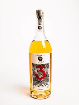 """123 Tequila """"Tres"""" Anejo, Mexico"""