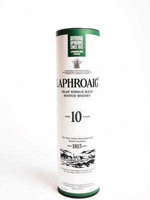 Laphroaig Scotch Single Malt 10 Year