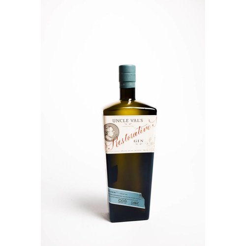 Uncle Val's Gin 'Restorative', Fairfield, California (750ml)